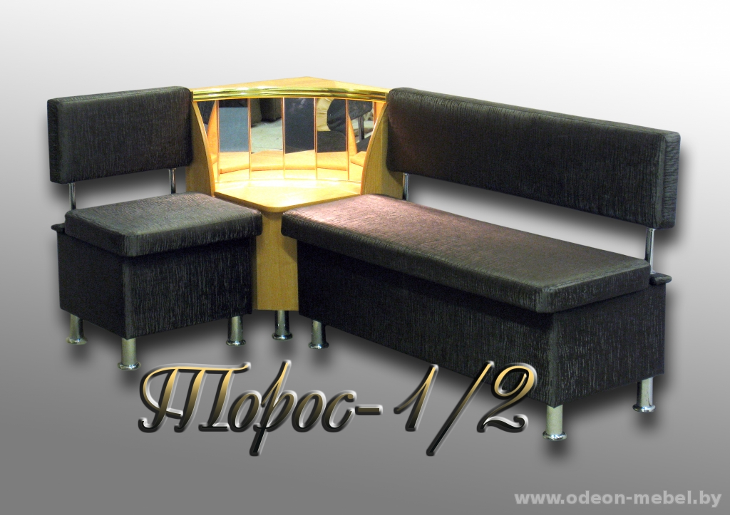 Купить угловой диван на кухню в Витебске