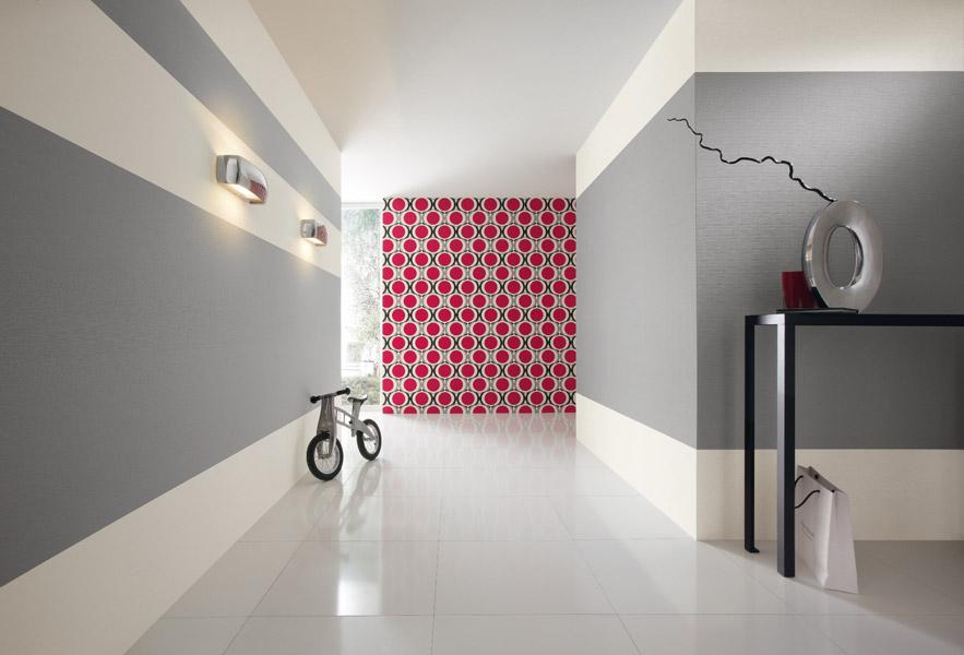 Wand Farblich Gestalten